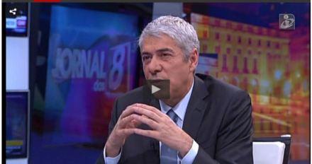 entrevista Sócrates TVI